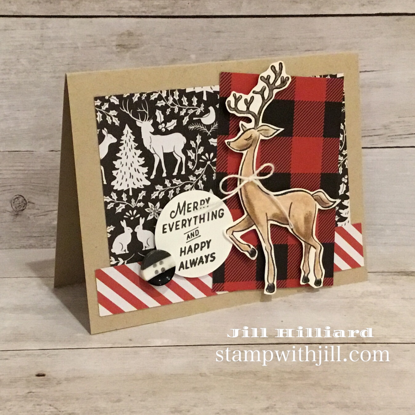 make beautiful Christmas cards