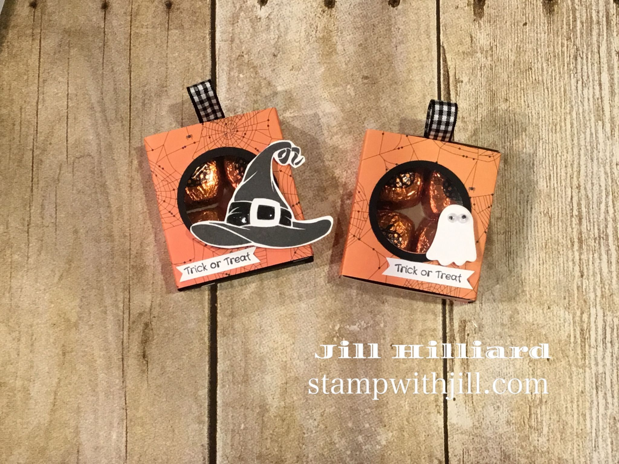 Handmade Dove Chocolate Box, Stamp with Jill, Fun Stampers Journey