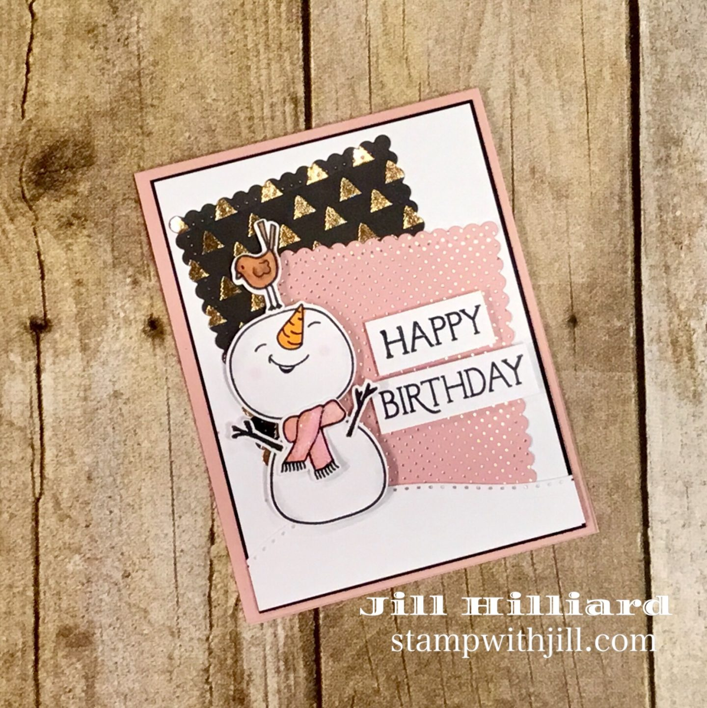 You Can See Another Snow Buddies Card HERE Do Remember The Coffee Lovers Blog Hop I Entered 2 Cards In And